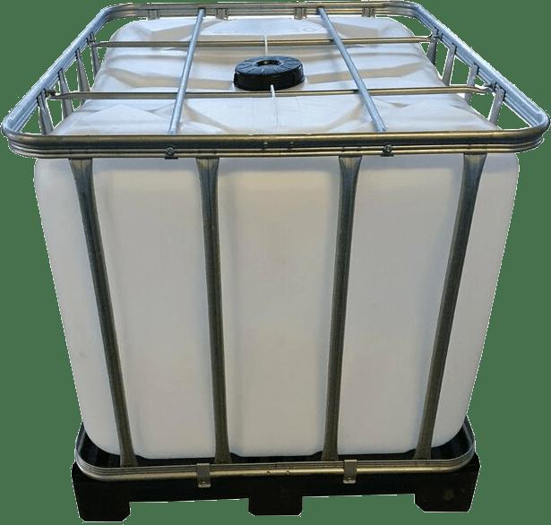 IBC Container 800 Liter -gebraucht- aus Lebensmittelindustrie